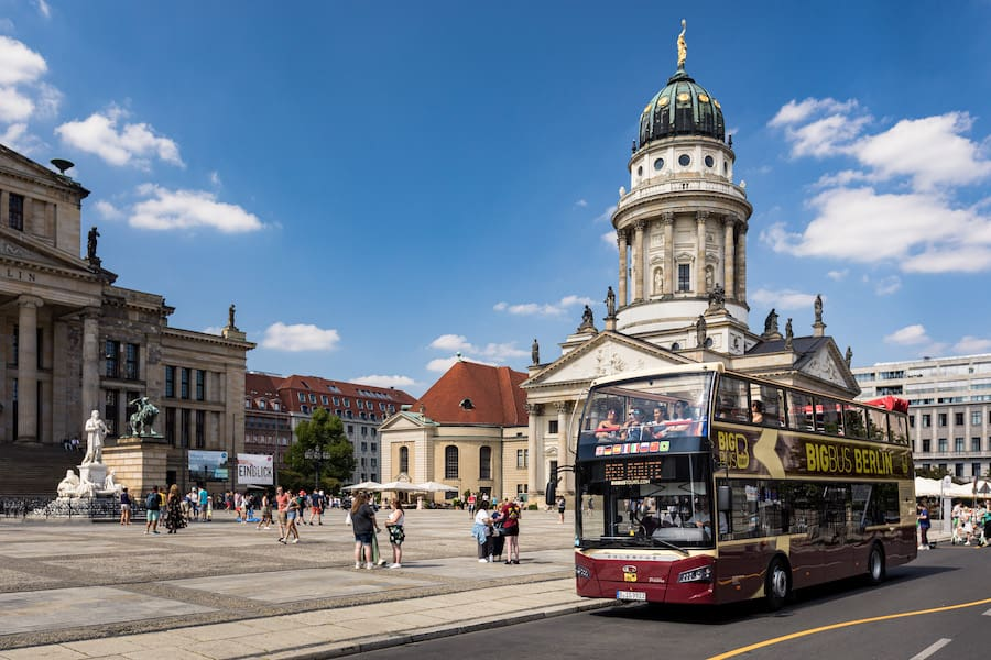 Big Bus Tours Berlin