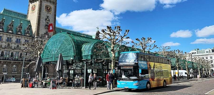 Hamburg Citytours Blaue Linie F