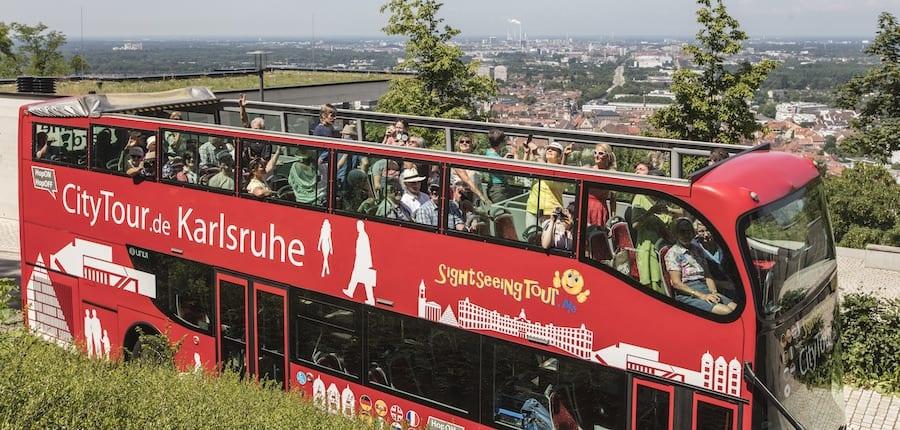 Karlsruhe Hop-on/Hop-off-Bus