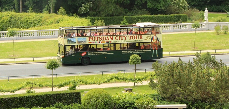 Potsdam Hop-on/Hop-off-Bus