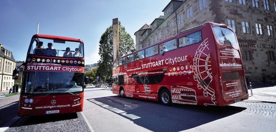 Hop-on/Hop-off-Bus Stuttgart