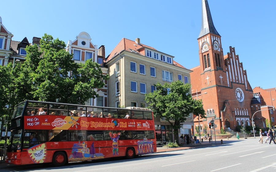 Kiel: Hop-on/Hop-off-Bus