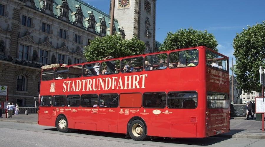 Die Roten Doppeldecker Hamburg