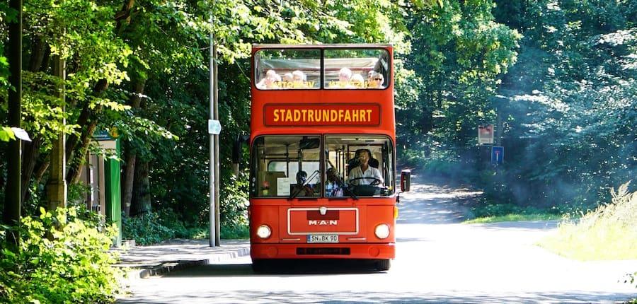 Stadtrundfahrt in Schwerin
