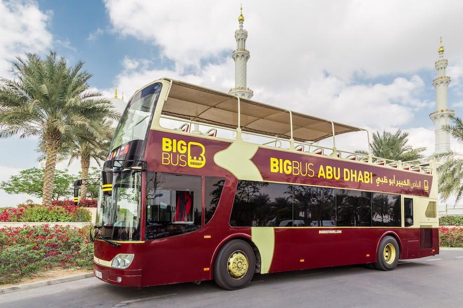 Abu Dhabi Big Bus