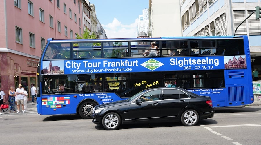 ETS Frankfurt Hop-on/Hop-off Bus