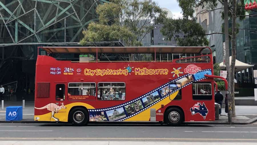 Hop-on/Hop-off-Bus Melbourne