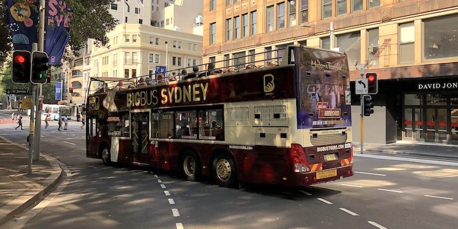 Sydney: Big Bus