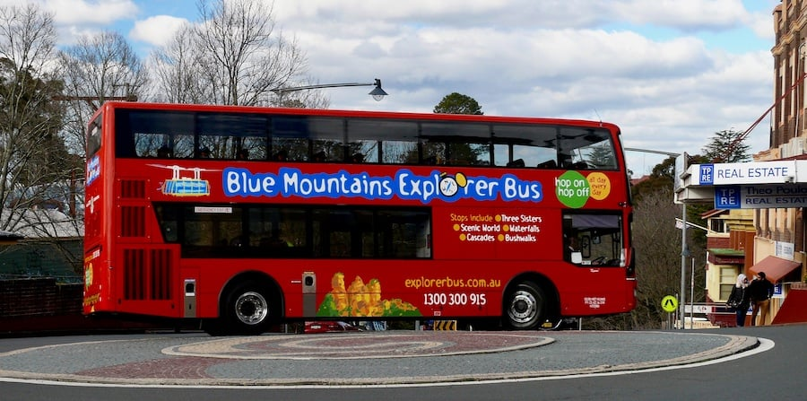 Sydney: Blue Mountains Explorer Bus