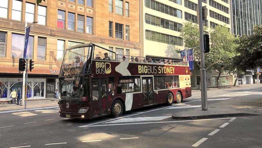 Sydney: Hop-on/Hop-off-Bus